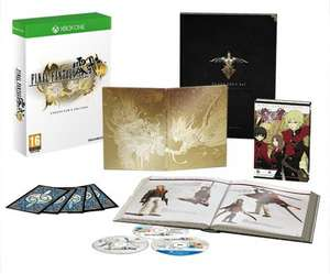 [Amazon WHD] Final Fantasy Type-0 HD - Collectors Edition - Xbox One - ab 28,35€