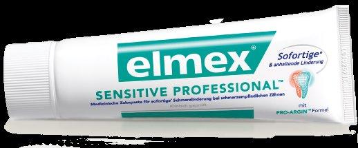 (Rossmann) elmex® SENSITIVE PROFESSIONAL Zanhpasta(75ml) für 0,85€