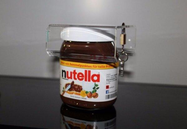 [ebay.de] Nutella Sicherheitsschloss 9,99€ (+ 1,90€ VSK) effektiv 10,54€