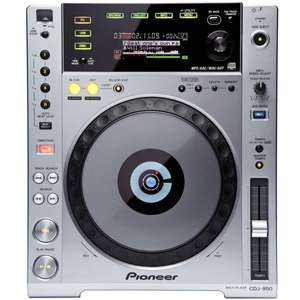 [electronic4you.de] Pioneer CDJ-850 S CD-Turntable für 599€