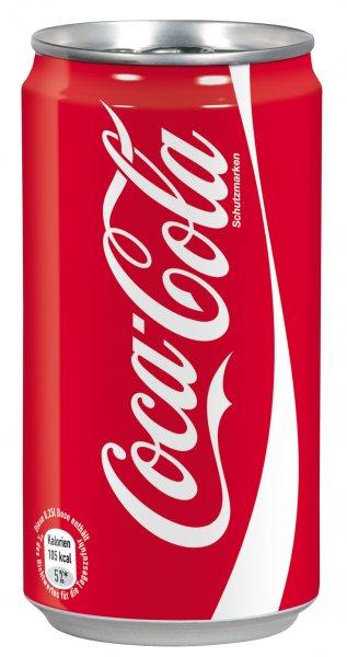 [PicksRaus Märkte @ Ba-Wü] Coca-Cola Dose 0,25l für 20 Cent zzgl. Pfand