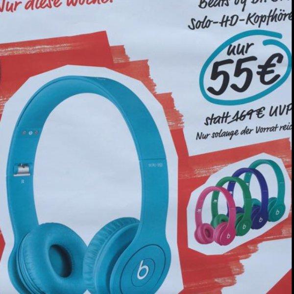 Lokal bremen evtl Bundesweit Vodafone Shop Beats Solo HD 55€