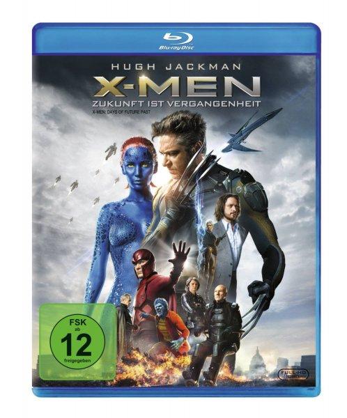 X-Men: Zukunft ist Vergangenheit - BluRay für 7,99 Euro im Saturn Karlsruhe