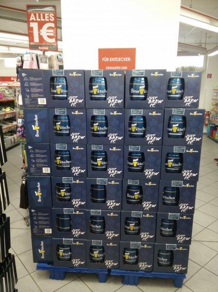 Braufässchen - Bierbrauset für Pils - 97,2 % unter Idealo - Lokal - evtl Bundesweit ? im Euroshop