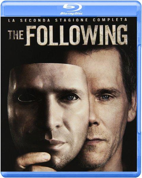 [Amazon.it] The Following 2. Staffel (Blu-Ray) für 13,36€ inkl. Versand