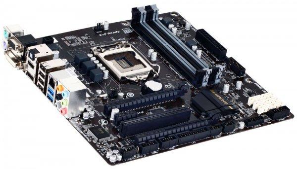 [Amazon-Marktplatz] Gigabyte GA-Q87M-D2H Mainboard Sockel LGA 1150 (micro-ATX)