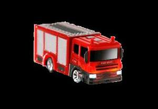 BECO RC Mini Feuerwehrauto für nur 7,99 inkl. Versand, @Saturn