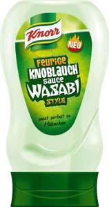 [Amazon-Prime] Knorr Feurige Knoblauch Sauce Wasabi Style, 8er Pack (8 x 250 ml)