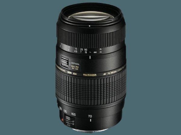 [Saturn Super Sunday] TAMRON AF 70-300mm f/4-5,6 Di LD für Canon EF, Nikon EF oder Sony A-Mount für je 74,-€ mit Newslettergutschein