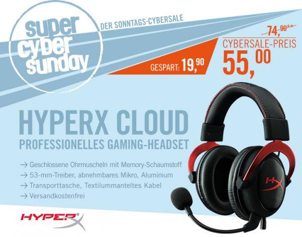 [Cyberport] Hyperx Cloud Headset