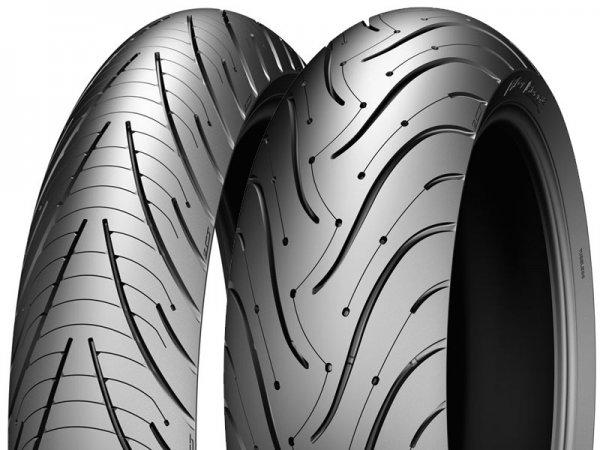 20 EUR Louis-Gutschein beim Kauf von Michelin Motorradreifen