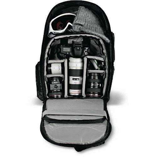 Dakine Mission Photo Rucksack 25L Black für 66,03€ @Amazon