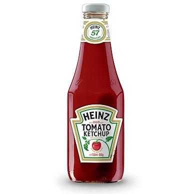 [REAL] Heinz Tomato bzw. Curry Ketchup 750ml für 1,19€