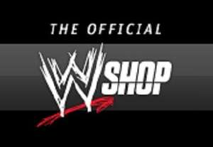 WWE - 25% Rabbatt ab 50£ Warenkorb