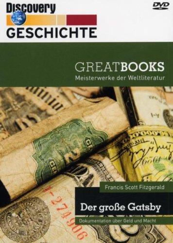 Amazon Prime : DVD Great Books - Der große Gatsby Nur 1,49 €