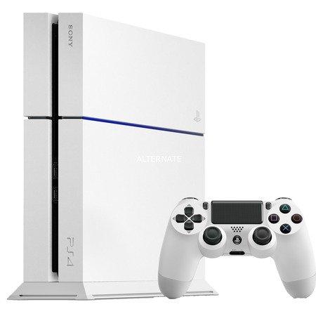 Playstation 4 - Weiß - NEU - ZackZack.de