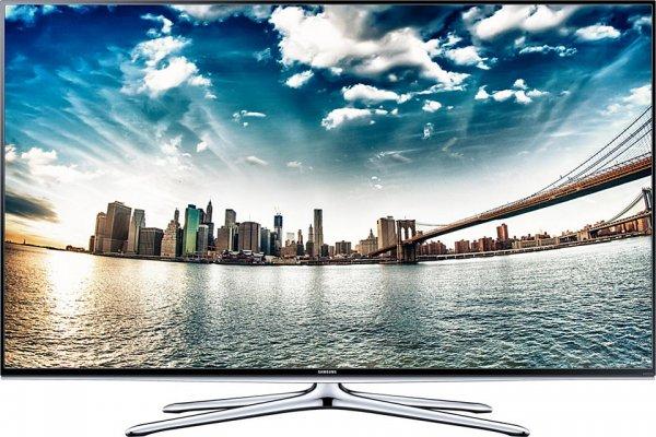 """[Saturn München + Freising NUR NOCH HEUTE] Samsung UE50H6270 126cm 50"""" 3D LED Fernseher Full HD 200 Hz Smart TV"""