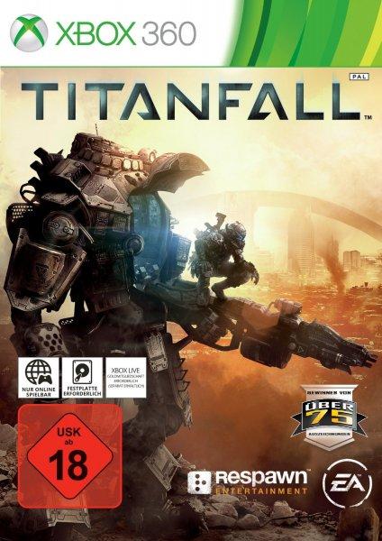 XBox 360 - Titanfall ab €4,93 [@Saturn.de]