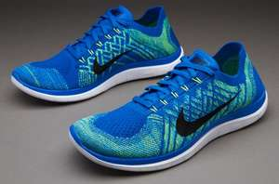 Nike Free 4.0 Flyknit Laufschuh