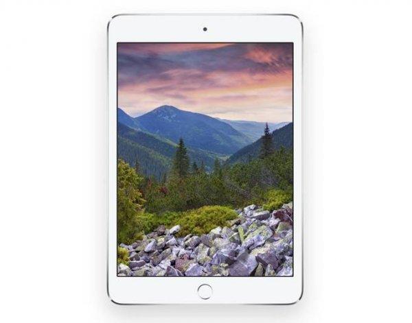 Apple iPad mini 3, 16GB, Silber, WLAN+LTE, MGHW2FD/A, 7.9 Zoll Tablet @ Allyouneed