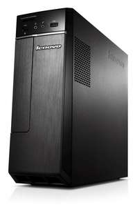 Lenovo H30-00 Desktop PC - Intel Celeron J1900 QC 2 Ghz, Intel® HD Grafik, 4GB Ram, 500GB HDD, DVD Brenner, Windows 10 für 177,11€ @Amazon.fr