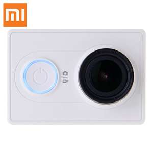 [Banggood] Original XiaoMi Yi Ambarella A7LS BSI CMOS WIFI Sports Action Camera für 60,41 €
