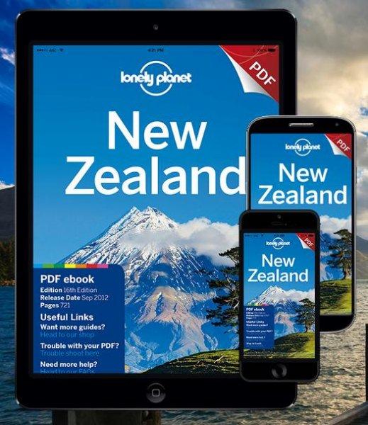 Lonely Planet Reiseführer (eBook) - Neuseeland gratis