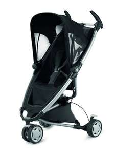 @Amazon Quinny Zapp Buggy und Travelsystem, bis 15 kg, Kollektion 2015, rocking black 102,99