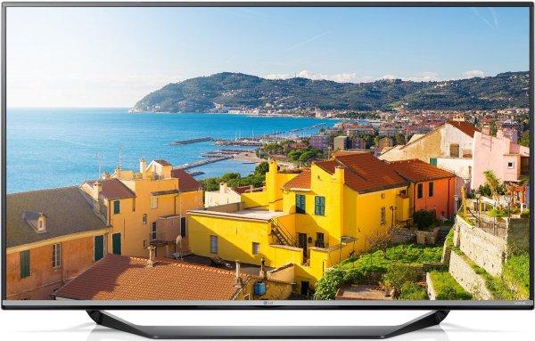 LG 65UF7709 (Ultra HD, Triple Tuner, Smart TV) [Energieklasse A+] für 2123,39 € @ Amazon