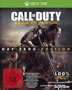 Call of Duty: Advanced Warfare - Day Zero Edition (Xbox One) für 27,71€ @Groove Inc