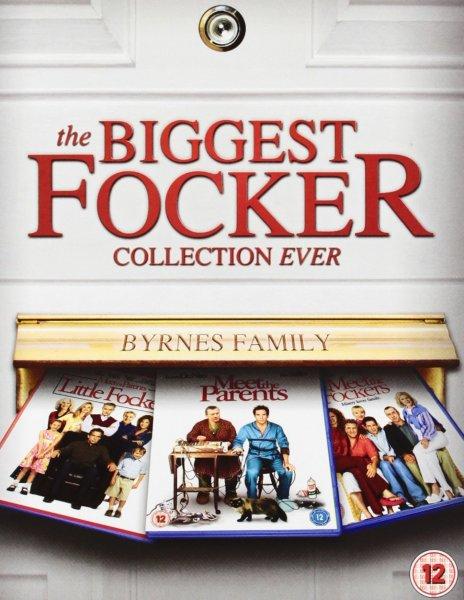 The Biggest Focker Collection Ever [Blu-ray] [2010] (Reihe: Meine Braut, ihr Vater und ich)