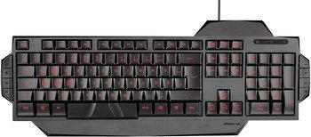 Speedlink Rapax Gaming Tastatur mit LED-Beleuchtung (Demoware) für 12,99€ @Allyouneed