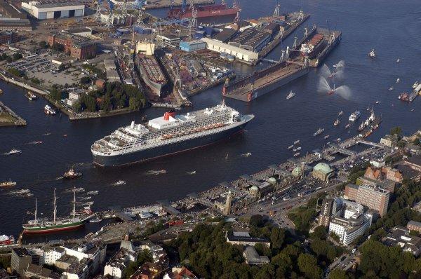 Queen Mary 2 Kurztrip Southampton - Hamburg 11. Sept 2 Nächte INCL FLUG