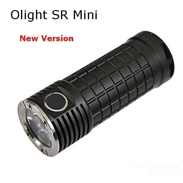 [banggood] Olight SR Mini Abverkauf