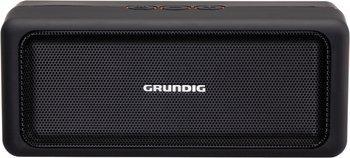 Grundig GSB 120 Bluetooth Lautsprecher schwarz/silber für 49€