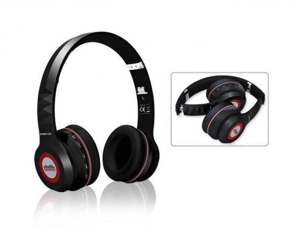 SOUNDS Streetlife Premium Bluetooth Stereo On-Ear Kopfhörer für 46,90€