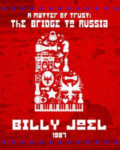 ARTE :  Billy Joel: A Matter of Trust - The Bridge to Russia ( 74 Minuten)   - gratis Stream
