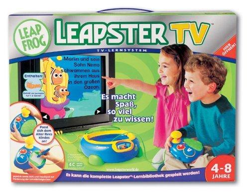 LeapFrog Leapster - TV Konsole für 14,92€ @Amazon.de (Prime)