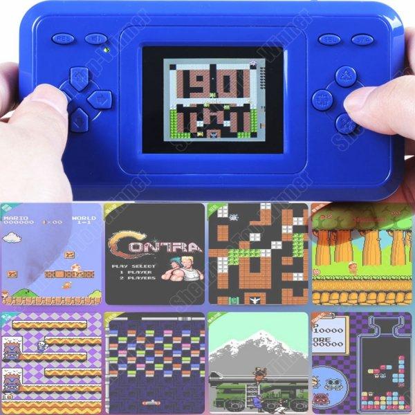 Handheld mit Retrospielen für Nostalgiker für 9,26€