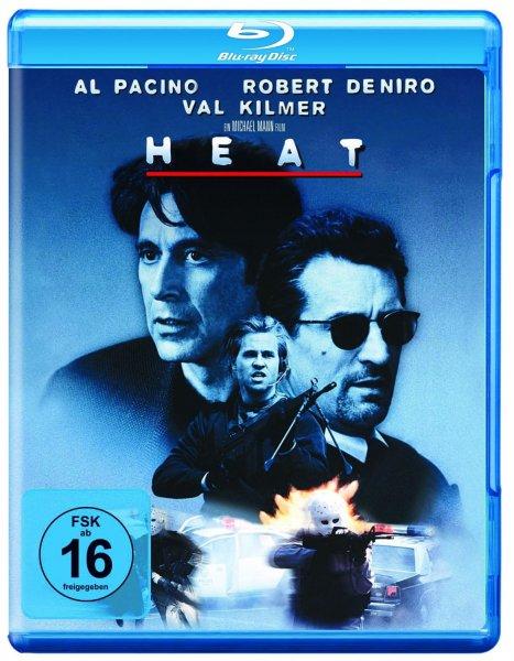 Heat Blu-ray für 4,99€ bei Amazon mit Prime oder + 3€ Versandkosten bzw. nen Buch