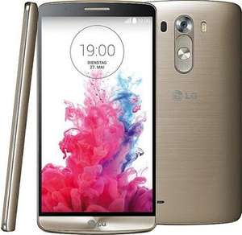 [Rakuten] LG G3 LTE (5,5'' Quad-HD IPS, 2,5 GHz Qualcomm™ Snapdragon 801 Quadcore, 3 GB RAM, 32 GB intern, 3000 mAh, HDMI, Android 5.0) ab 327,16€