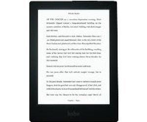 [Rakuten] Kobo Aura (beleuchteter Ebook-Reader mit 4 GB, E-Ink-Pearl-Technologie, microSD) für 80,75