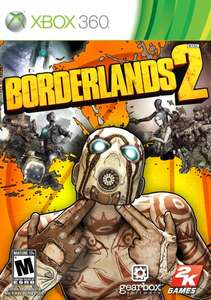 [GameDealDaily] Xbox360 Borderlands 2 Download Code für 3,40€