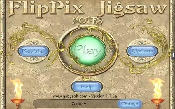 Flippix Jigsaw Notes (Amazon APP Store) kurzweiliges Spiel