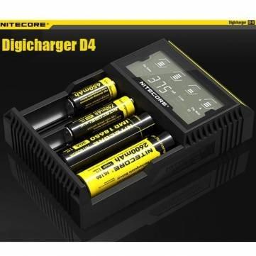 NITECORE Digicharger D4 23,05 € inkl. Versand @ Banggood