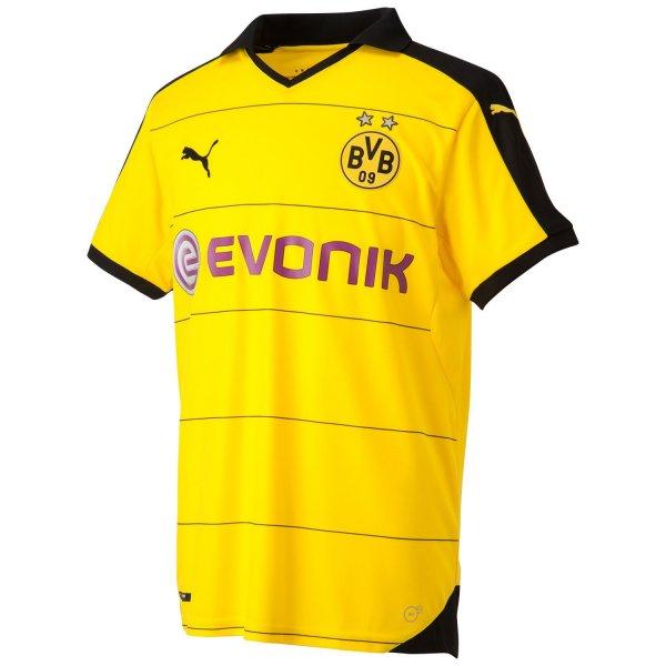 [Amazon.fr] Borussia Dortmund BVB Heimtrikot 15/16 45,41€ (2 je für ~38€)