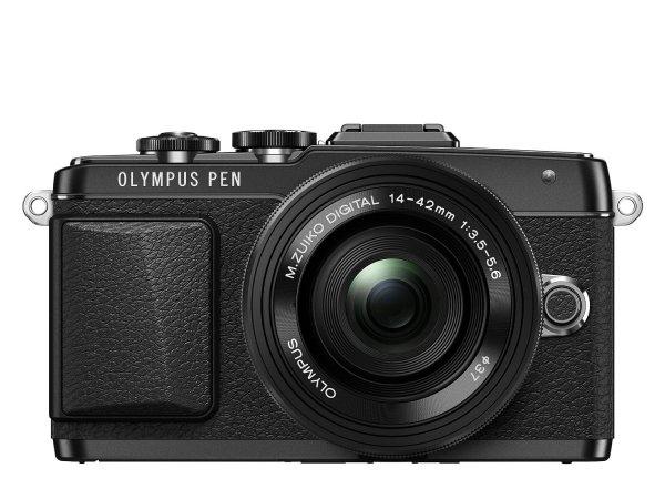 Olympus Pen E-PL7 Kit 14-42 mm EZ schwarz für 432,30€ @Amazon.it (statt 539€ in DE)