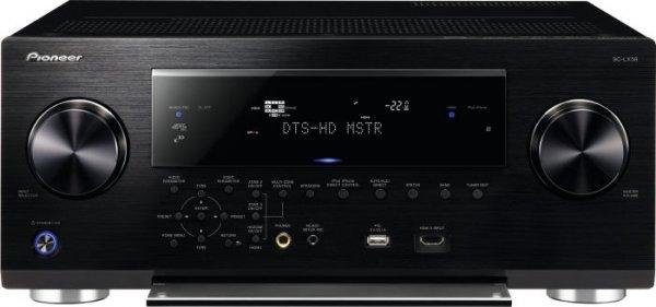 [Saturn HH] Pioneer SC-LX58 K Schwarz, 9.2-Kanal Dolby Atmos AV-Receiver