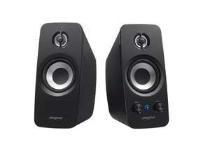 Creative T15 2.0 Bluetooth-Lautsprechersystem schwarz 47,90 € @Amazon