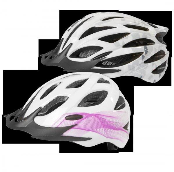 Fahrradhelm von Penny mit LED Rücklicht: Tüv geprüft